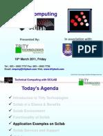 UiTM Infoday Presentation Demo
