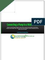 Tanks - Pump Connection