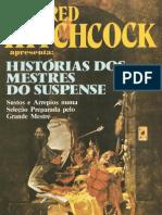 Historias Dos Mestres Do Suspense - Org. Alfred Hitchcock