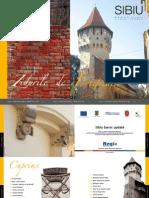 SIBIU - Zidurile de Fortificatii