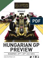 Hungarian GP Preview