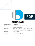 Bhushan Limited
