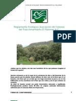Reglamento de Ecologia