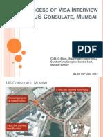 VISA Interview-American Consulate-Mumbai (BKC)