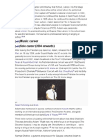 DocumentAtif Biograp[Hy