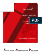 NV200 Manual Set - Section 2 - Field Service Manual