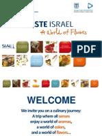 Taste Israel@Sial OPT