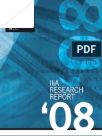 Research Report 2008