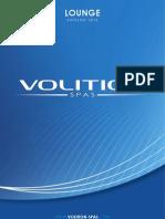 VOLITION SPAS - Katalog Lounge