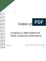 Personal Finance - Chap 017
