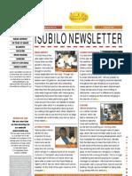 Isubilo Zambia Newsletter July 2012