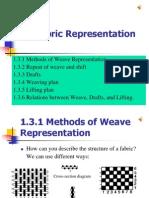 1.3 Fabric Representation