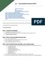 Ics Pad Code Lab Steps