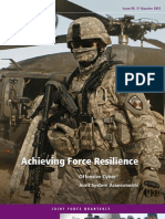 Joint Force Quarterly 66 (3d Quarter, July 2012)