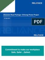 Chitrangi- Diversion Road Package