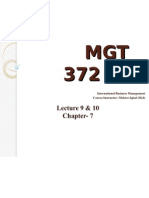 MGT 372 Lec 9&10