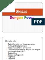 d  fever