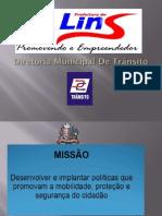 Diretoria Municipal de Trânsito de Lins-SP