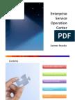 IT - Enterprise Service Operation Center