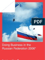 Doing Business Guide 2006