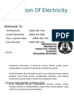 Fisika Teknik-Generation of Electricity.ppt