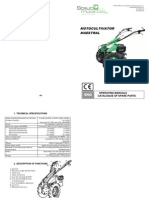 Operating Manuals - Maestral