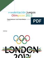 JUEGOS OLIMPICOS 2
