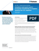 Putnam Investors Fund Q&A Q3 2012
