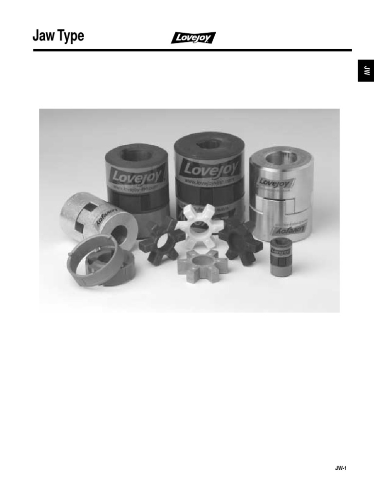"1-1//4/"" x 5//8/"" Shaft Flexible Jaw Coupler /& Rubber Spider L100 Lovejoy Coupling"