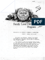 Mr. Earnest Hair - Heritage Century Farm Documents