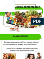 proyecto de aprendizaje sobre los alimentos para ninos de preescolar