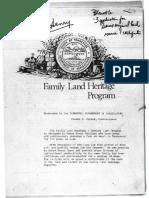 Oscar P. Henry - Heritage Century Farm Documents