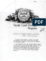 Arthur Jeffries - Heritage Century Farm Documents