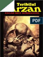 08. Burroughs Edgar Rice - Tarzan-Teribilul v.1.0