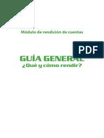 GuiaGeneral-Rendicion de Cuentas