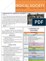 SS Newsletter Issue 1 - July 2, 2012