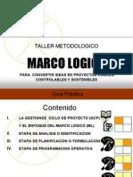 Marco Logico GCP