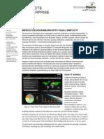 Xcelsius Enterprise Product Sheet