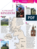 Travel recommendations while visiting UK for the Games