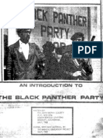 An Introduction to the Black Panther Party