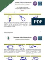 Manual Nudos y Amarres PDF