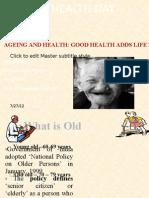 CM Geriatric Health