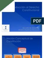 Presentación Introducción al Derecho Constitucional