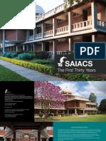 SAIACS, The First Thirty Years