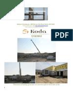 Koda Site Newsletter _32 7-19-2012