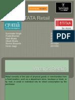 market analysis of Croma