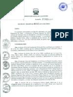 Decreto Regional  Ayacucho