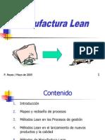 Curso Manufactura Lean
