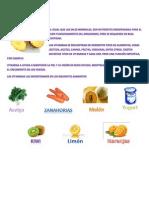 Nutrientes y su función parte 3