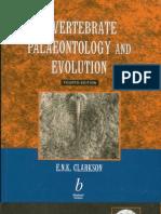 Invertebrate Paleontology and Evolution Clarkson